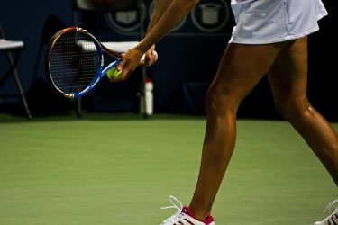 Tennis Court: organizes tennis events