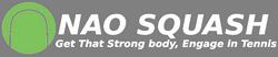 nao squash logo